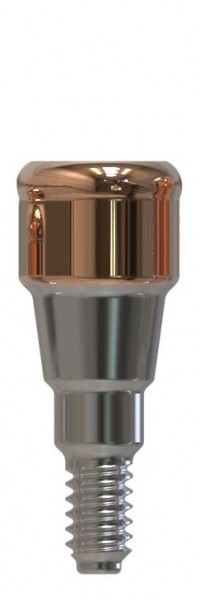 Docklocs® Abutment Set Gerade Camlog® Conelog® Ø3,8 x GH 2,0 mm