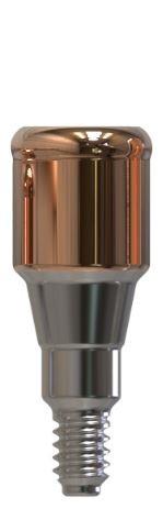 Docklocs® Abutment Set Gerade Dentsply® Astra® OsseoSpeed® Profile EV 3,6mm x GH 3,0 mm