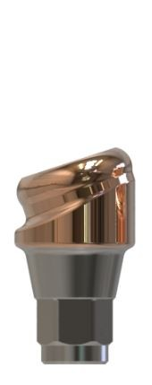 Docklocs® Abutment Set Abwinkelung 18° Variante B Medentis® ICX x GH 1,0 mm