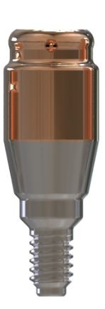 Docklocs® Abutment Set Gerade Dentsply® Astra® OsseoSpeed® Profile EV 4,8mm x GH 4,0 mm