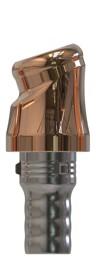 Docklocs® Abutment Set Abwinkelung 18° Variante B Camlog® Camlog® Ø3,8 x GH 3,0 mm