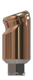 Docklocs® Abutment Set Abwinkelung 18° Variante A Bego® Sub-Tec S/RI/RS/RSX 3,75-4,1 x GH 4,0 mm