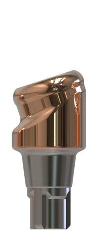 Docklocs® Abutment Set Abwinkelung 18° Variante A Camlog® Conelog® Ø4,3 x GH 2,0 mm